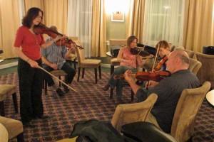 Hollis payer - Irish fiddle teacher